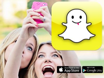 Pengguna Snapchat