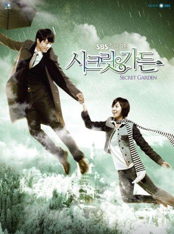 Poster drama Secret Garden