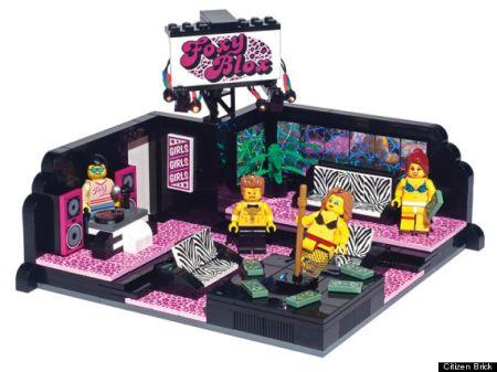 Seri Lego mesum