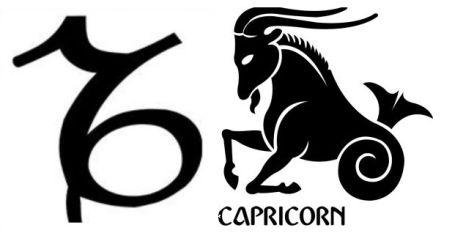 Simbol Zodiak Capricorn