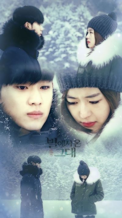 3. Foto drama You Who Came From the Stars