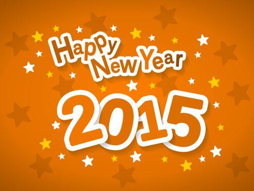 DP dan Gambar Ucapan Tahun Baru 2015 1
