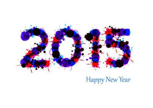 DP dan Gambar Ucapan Tahun Baru 2015 10