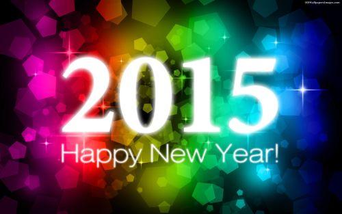 DP dan Gambar Ucapan Tahun Baru 2015 11