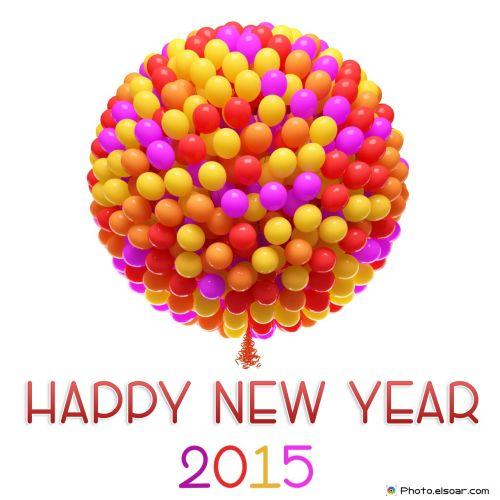 DP dan Gambar Ucapan Tahun Baru 2015 12