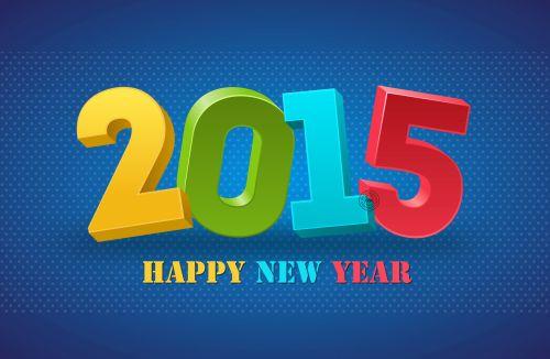 DP dan Gambar Ucapan Tahun Baru 2015 13