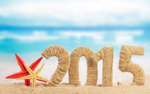 DP dan Gambar Ucapan Tahun Baru 2015 14