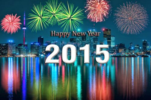 DP dan Gambar Ucapan Tahun Baru 2015 15