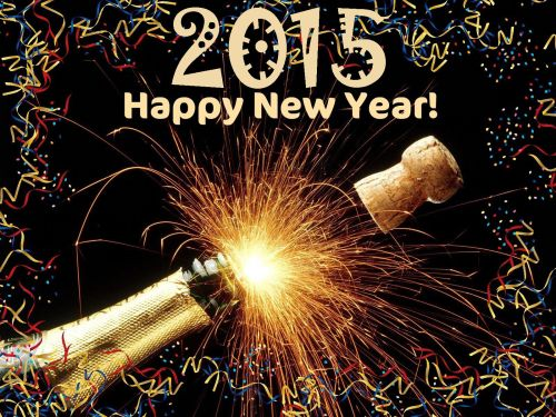 DP dan Gambar Ucapan Tahun Baru 2015 16