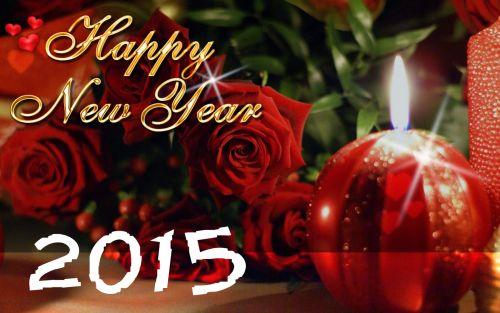 DP dan Gambar Ucapan Tahun Baru 2015 18
