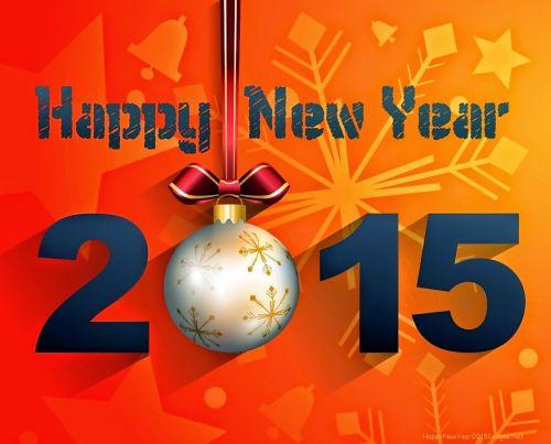 DP dan Gambar Ucapan Tahun Baru 2015 2