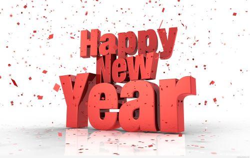 DP dan Gambar Ucapan Tahun Baru 2015 20