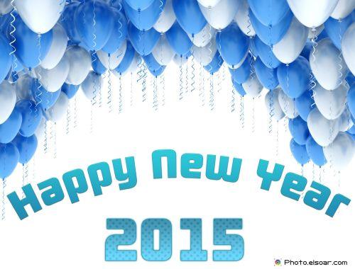 DP dan Gambar Ucapan Tahun Baru 2015 23