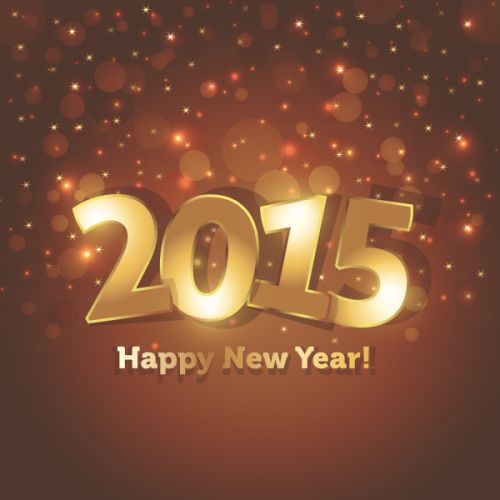 DP dan Gambar Ucapan Tahun Baru 2015 30