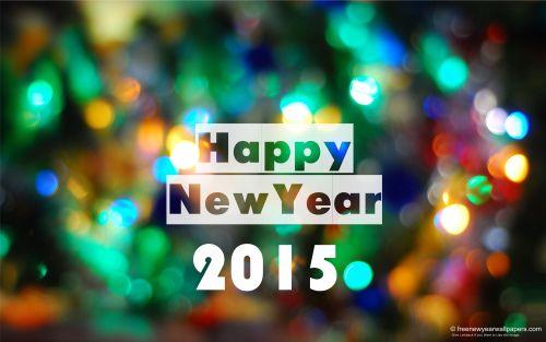 DP dan Gambar Ucapan Tahun Baru 2015 32