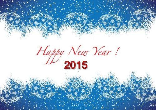 DP dan Gambar Ucapan Tahun Baru 2015 33