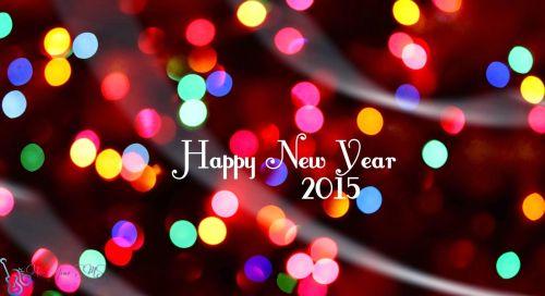 DP dan Gambar Ucapan Tahun Baru 2015 35
