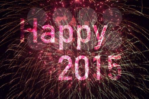 DP dan Gambar Ucapan Tahun Baru 2015 36