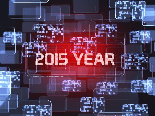 DP dan Gambar Ucapan Tahun Baru 2015 37