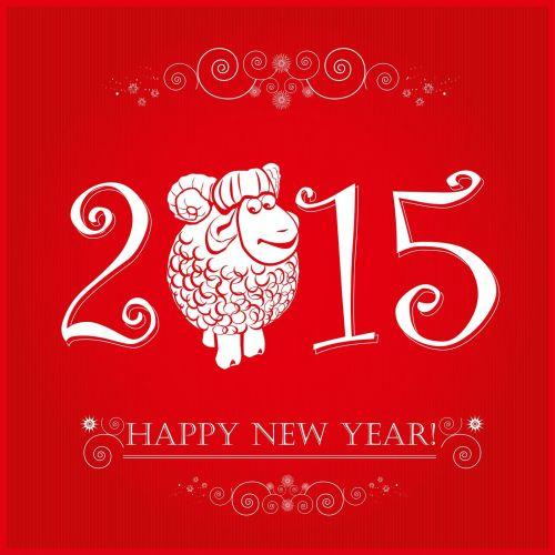 DP dan Gambar Ucapan Tahun Baru 2015 39