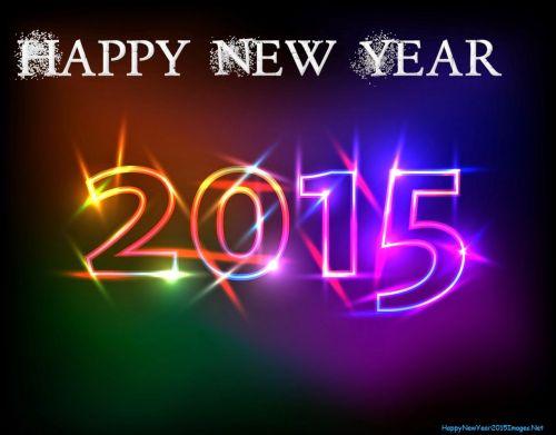 DP dan Gambar Ucapan Tahun Baru 2015 6