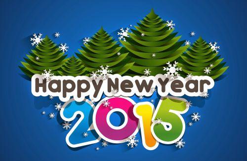 DP dan Gambar Ucapan Tahun Baru 2015 7