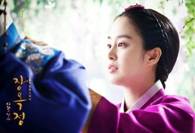 Drama Jang Ok Jung 1