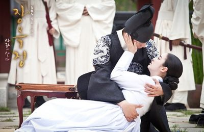 Drama Jang Ok Jung 4