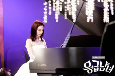 Foto Adegan Drama Emergency Couple 10