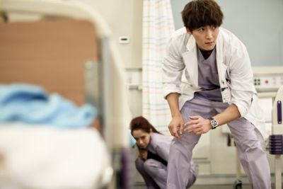 Foto Adegan Drama Emergency Couple 19
