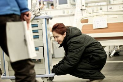 Foto Adegan Drama Emergency Couple 20