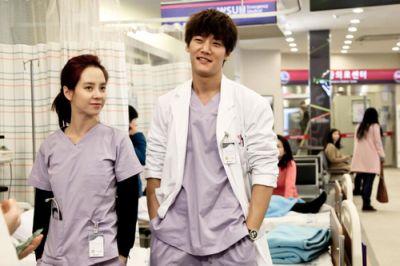 Foto Adegan Drama Emergency Couple 25