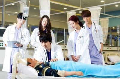 Foto Adegan Drama Emergency Couple 44