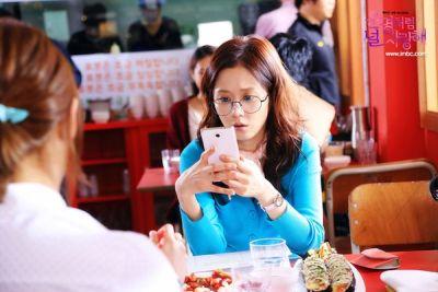 Foto adegan drama Fated to Love You 5