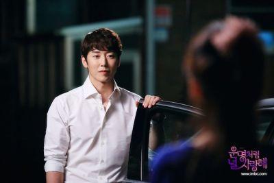 Foto adegan drama Fated to Love You 8