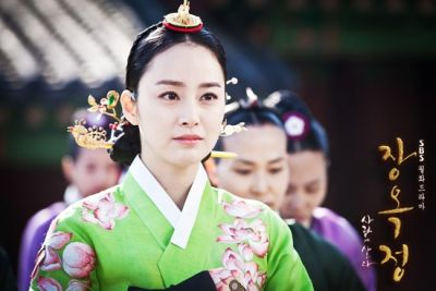 Foto Adegan Drama Korea Jang Ok-jung 11