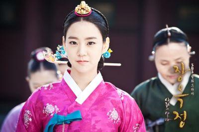 Foto Adegan Drama Korea Jang Ok-jung 13