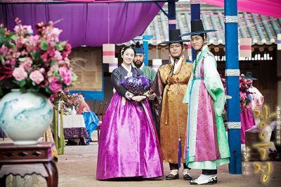 Foto Adegan Drama Korea Jang Ok-jung 14