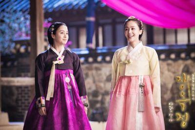 Foto Adegan Drama Korea Jang Ok-jung 15