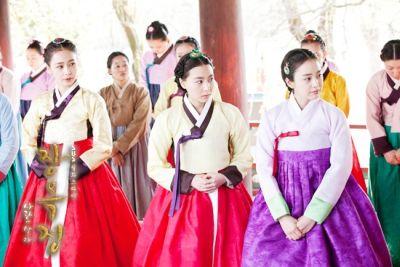 Foto Adegan Drama Korea Jang Ok-jung 16