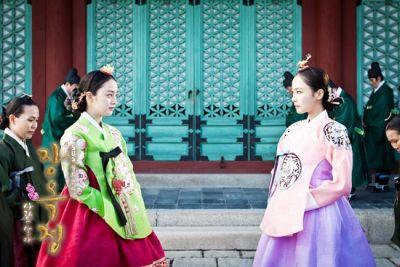 Foto Adegan Drama Korea Jang Ok-jung 17