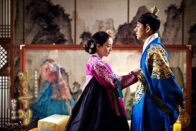 Foto Adegan Drama Korea Jang Ok-jung 19