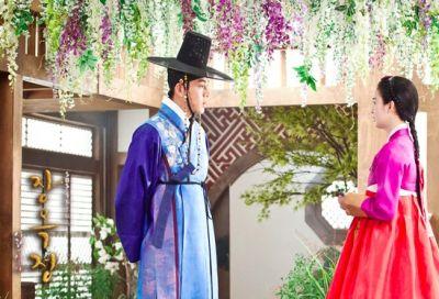 Foto Adegan Drama Korea Jang Ok-jung 2