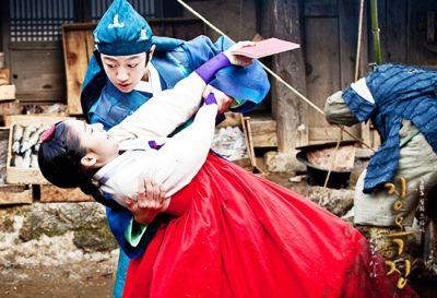 Foto Adegan Drama Korea Jang Ok-jung 4