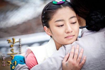 Foto Adegan Drama Korea Jang Ok-jung 7
