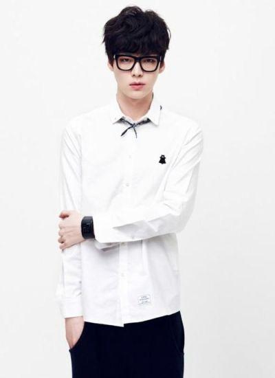 Foto Aktor Korea Ahn Jae-hyun 10