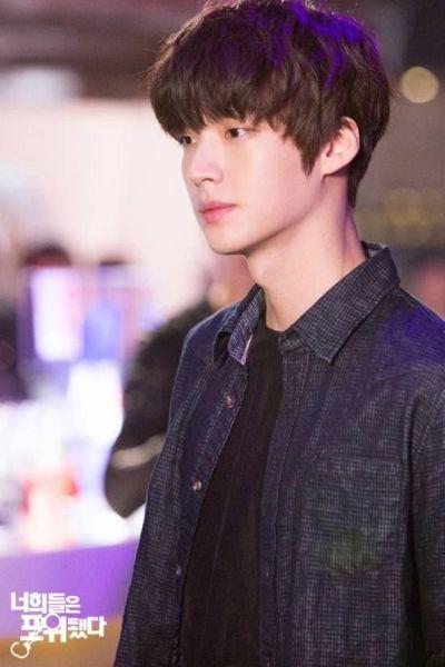 Foto Aktor Korea Ahn Jae-hyun 17