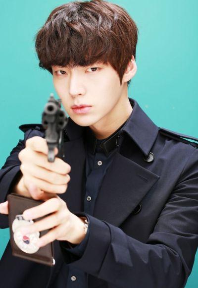 Foto Aktor Korea Ahn Jae-hyun 24