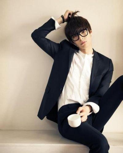 Foto Aktor Korea Ahn Jae-hyun 4