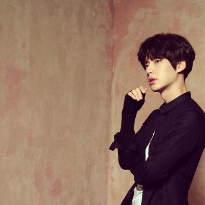Foto Aktor Korea Ahn Jae-hyun 45